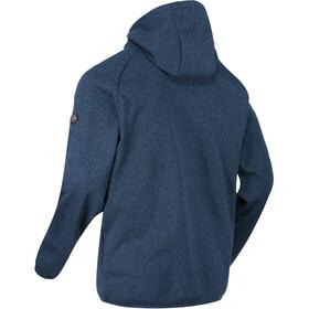 Regatta Ryedale Fleece Jacket Men, dark denim